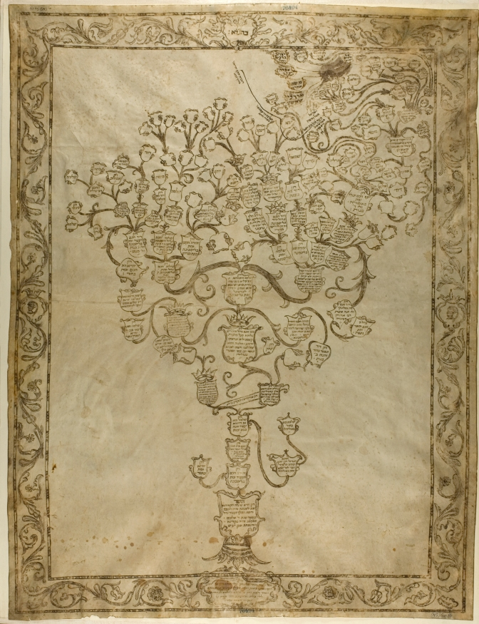 Ibn Yahya Family Tapestry